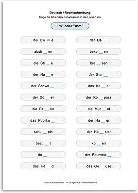 Download => Rechtschreibung => Silbentrennung (8)