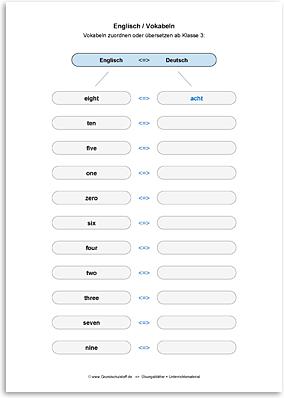 Download => Vokabeln zuordnen oder übersetzen (27)