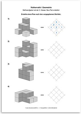 Download => Geometrie => Bau-Plan erstellen (3)