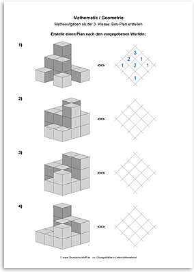 Download => Geometrie => Bau-Plan erstellen (5)