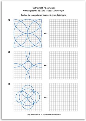 Download => Geometrie => Zirkelübungen (2)