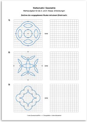 Download => Geometrie => Zirkelübungen (5)